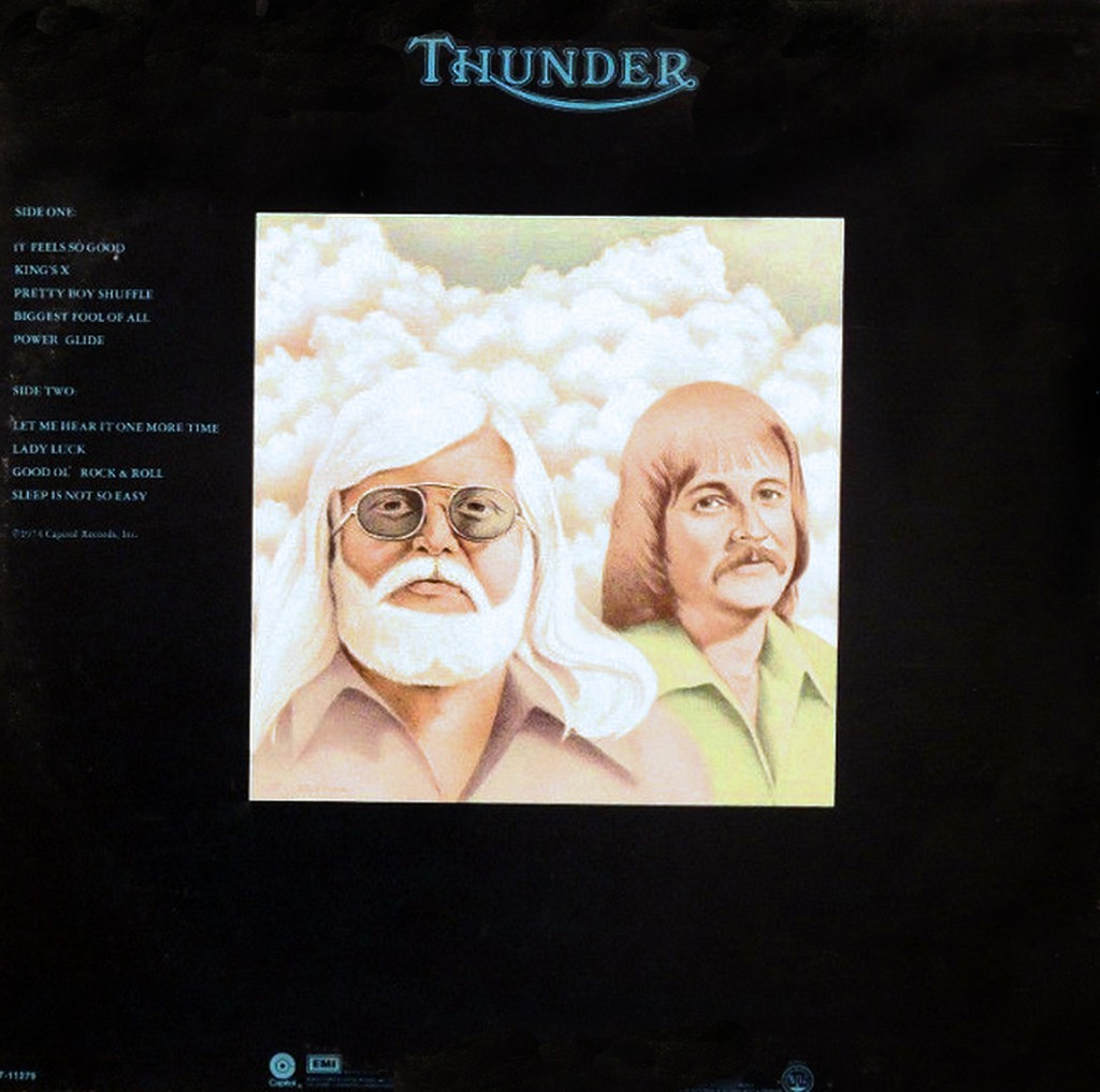 PAMS - Whitey Thomas - LP Thunder