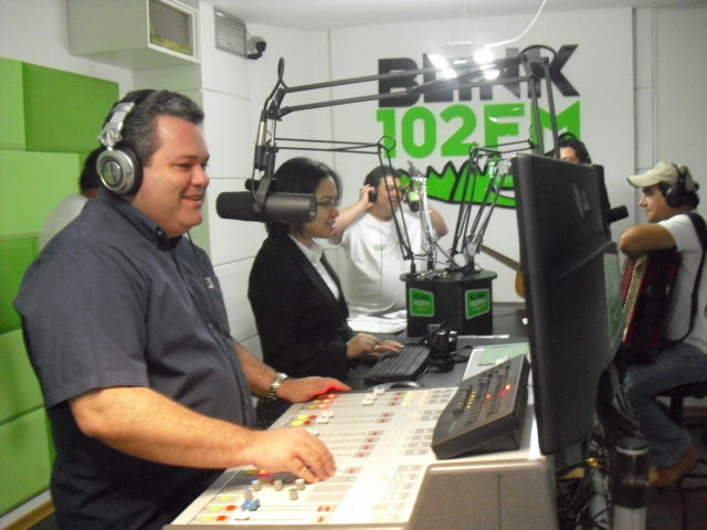 Blink 102 FM, foto from Hebert & Evandro