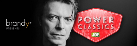 Power Classics - versie David Bowie - bron Brandy