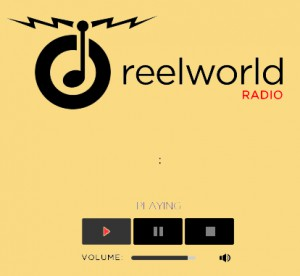 Reelworld Radio geel