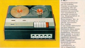 Philips EL 3556 - bron foto Bandrecorder.be