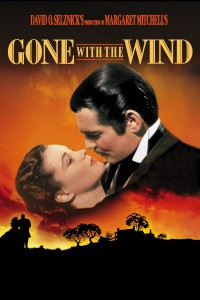 Gone with the wind, music by Max Steiner