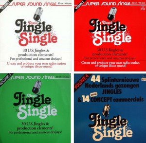 Jingle singles 1 tm 4
