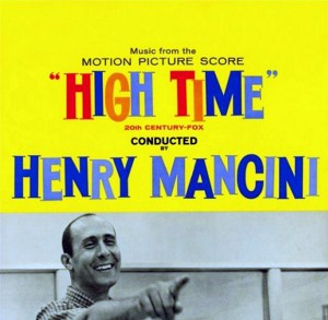Henry Mancini - High time - hoes