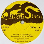 Jingle Single Cornwall side 1